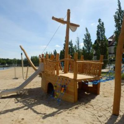 Spielplatz Strandpromenade