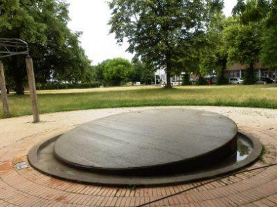 Brunnen Bleicher Ufer
