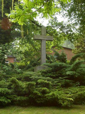 Friedhof auf dem Sachsenberg