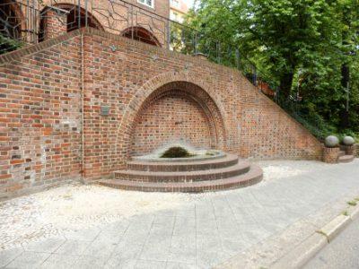 Trinkbrunnen Goethestraße